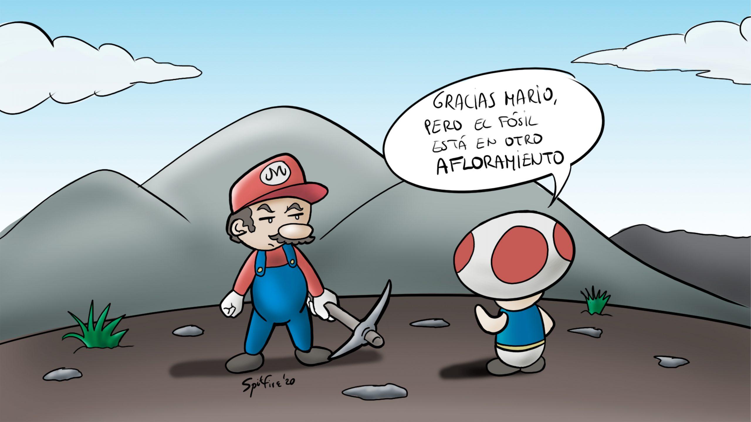 #LaRocaLive [2×02] Gracias Mario, pero el fósil está en otro afloramiento